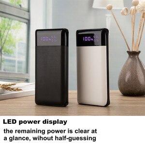 Image 5 - QC3.0 PD18wバッテリー急速充電器diy急速充電電源銀行ポリマーケース18650ホルダー