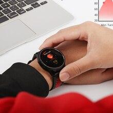 SENBONO 2020 IP68 su geçirmez akıllı Bluetooth saat 5.0 spor izci nabız monitörü akıllı saat erkekler kadınlar Smartwatch