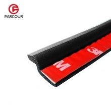 2 метра Z Тип 3 м клейкая Автомобильная резиновая уплотнительная наполнителя клейкая уплотнительная лента высокой плотности для автомобильной двери шумоизоляция автомобильные аксессуары