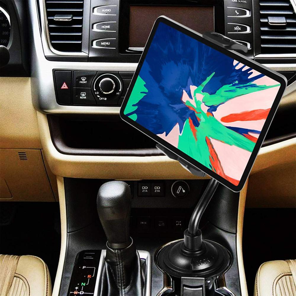 Support universel de téléphone portable à col de cygne pour voiture, support de téléphone portable réglable pour iPhone Xs xiaomi