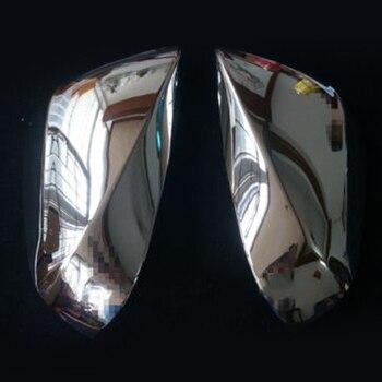 ABS 1 par cromo cubierta embellecedora de espejo retrovisor de protección de Lexus RX350 RX450H 2016, 2017, 2018, 2019, 2020