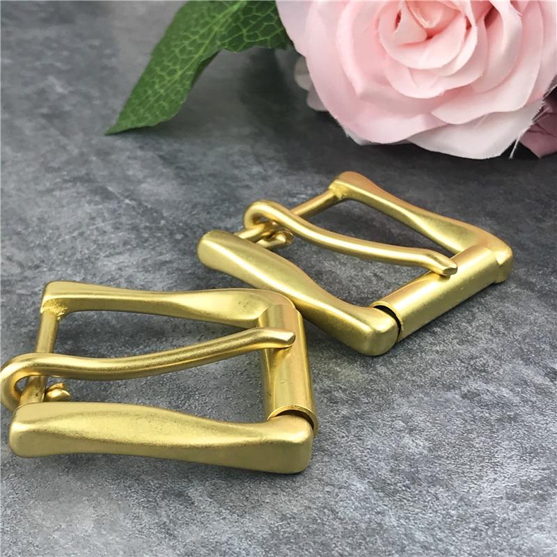 Vintage Brass Belt Buckles For Men Belt Men's Waist Buckle For Belt DIY  Accessories Leather Craft Cowboy Belt Buckle BK0005