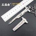 Складной нож Sanrenmu 6155  ожерелье  зажим для ремня  без замка  для кемпинга и походов