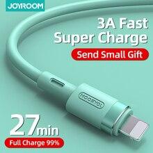 Silicona líquida de Cable USB para iPhone 11 Pro Max X XR XS 8 7 6S SE 5s iPad rápido cargador de carga de datos USB Cable USB 1,2 M Cable