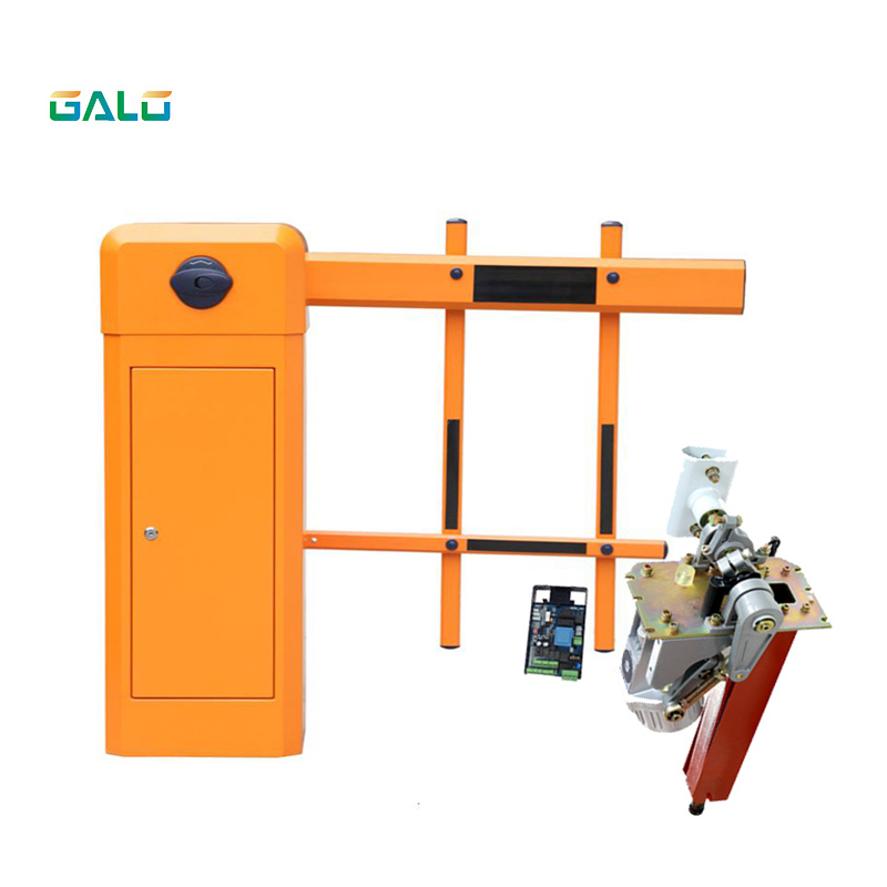 Factory Price Traffic Barrier Security Parking Entrance Gate Arm RFID Parking Alloy Fence Boom Barrier Gate Parking Lock