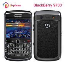 Original Blackberry Bold 9700 Unlocked Mobile Phone 5MP 3G WIFI GPS Bluetooth Qwerty Keypad Refurbished Phone