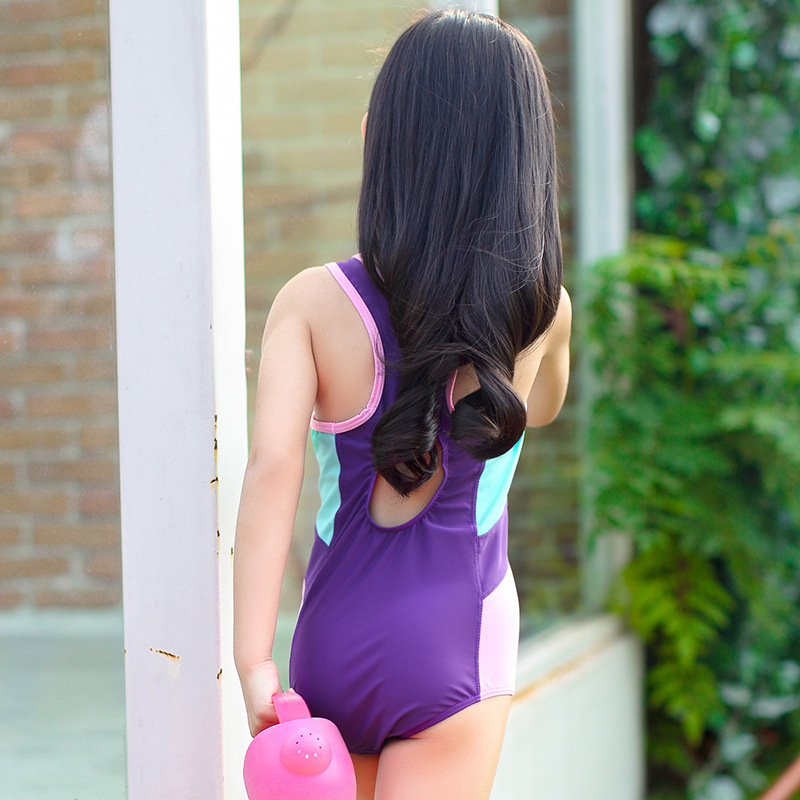 Amaranth KID'S Swimwear GIRL'S Big Virgin Girls Swimwear 7328