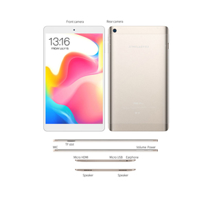 Image 5 - Teclast P80 Pro แท็บเล็ต Android หน้าจอสัมผัส 8 นิ้ว 1280*800 3GB RAM 16GB ROM Dual WiFi Android 7.0 MTK8163 Quad Core แท็บเล็ต GPS