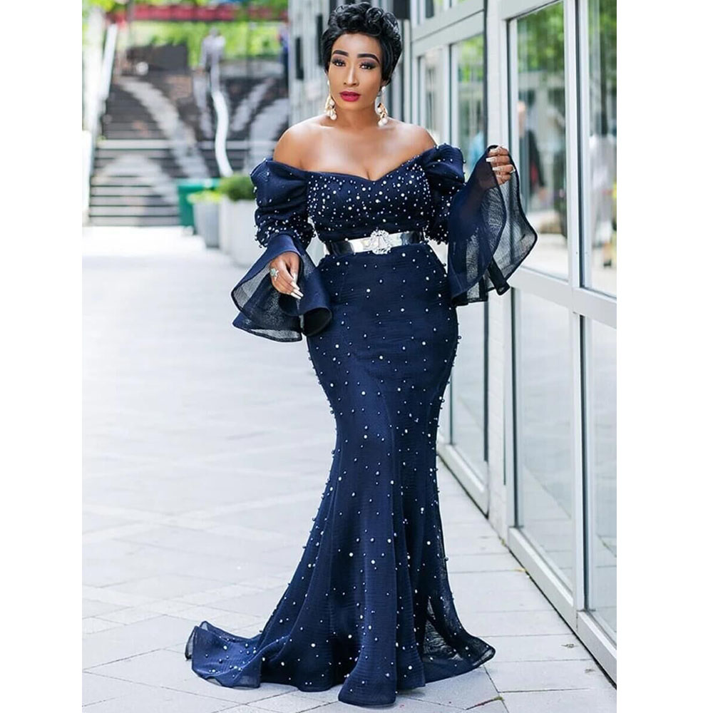 Christmas African Dresses For Women Plus Size Africa Clothing Evening Long Dress High Quality Fashion African Dress For Lady