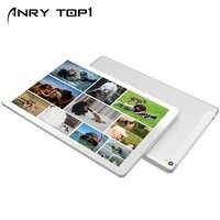 10.1 Pollici 8 Core 4G + 64G Android Tablet PC SIM Dual WiFi Della Macchina Fotografica 4G di Chiamata di Telefono tablet Dual Sim Card Dual Camerale Touch Screen Tab