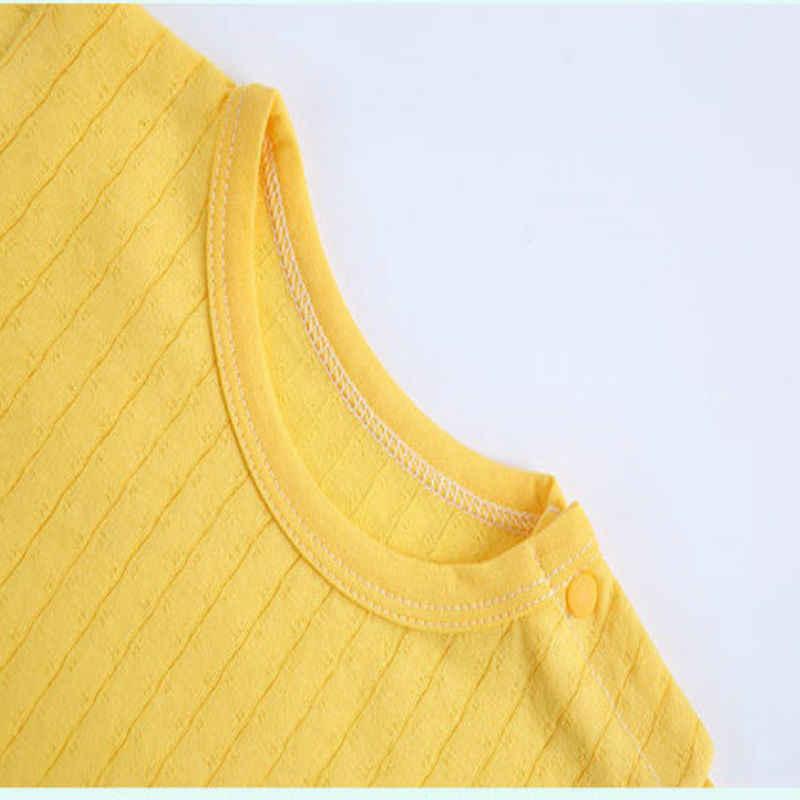 Nuevo verano para bebés mameluco de estilo Animal de manga corta pelele mameluco infantil de algodón para Bebés Ropa para recién nacidos ropa para niños