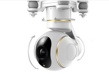 100% New Gimbal With Camera For Mi Drone 4K Camera with Gimbal Accessories For RC Quadcopter Camera Drone FPV Racer Spare Parts