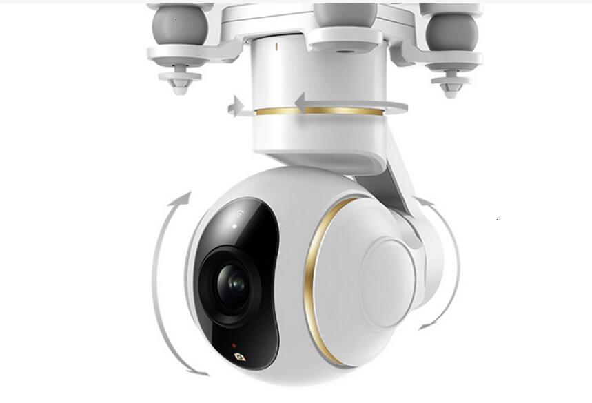 Cardán nuevo de 100% con cámara para Mi Drone 4K, cámara con cardán, accesorios para Dron Quadcopter RC con cámara FPV, piezas de repuesto para carreras Drone 22 en 1, accesorios prácticos para Hobby, simulador RC de fácil instalación, juguete libre con Cable USB para RealFlight G7