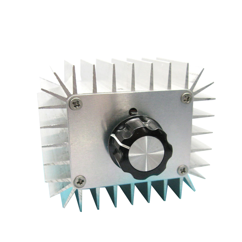 5000W 220V SCR Voltage Regulator Moror Speed Controller Module Light Dimming Dimmers Thermostat