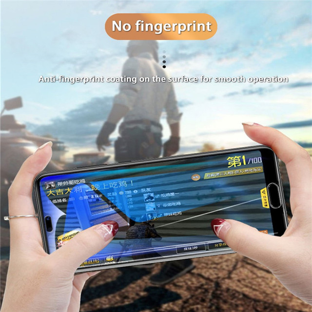 Tempered Full Cover Protective Glass on For Huawei P30 P20 Lite Pro Screen Protector Film For Honor Mate 20 10 9 Lite Pro Glass 6