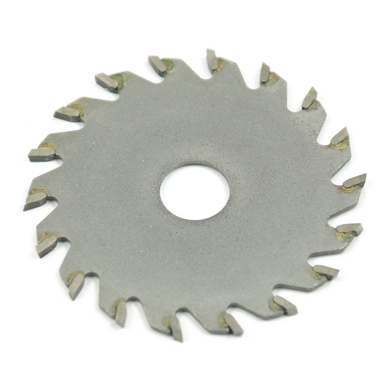 Cutting Wheel Discs Mandrel HSS Rotary Circular Saw Blades Tool Cut Off Wood