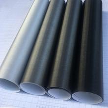 30x100 см автомобильный Стайлинг, черный, серый, серебристый матовый алюминий, виниловая пленка, стикеры для автомобилей и мотоциклов, наклейк...