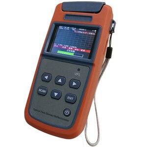 Image 1 - JW3305A OTDR 60KM fibre optique Ranger optique réflectomètre de domaine temporel Mini OTDR testeur 1550nm