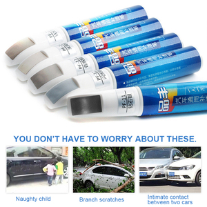 Professional DIY Auto Touch Up Pen Car Scratch Repair Agent Car Mending Fill Paint Pen Paint Repair Tool Waterproof Paint Care