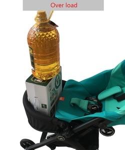 Image 5 - Kinderwagen Accessoires Verlengen Zitkussen Extension Voet Board Voor Gb Goodbaby Pockit