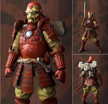 Manga realización KouTetsu Samurai de hombre de hierro, marca 3 MK3 PVC figura de acción de 18CM J122