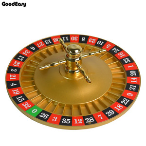 Image 3 - Casino Wooden Roulette Poker Chips Set Roulette High Quality Casino Wooden Roulette Wheel Bingo Game Entertainment Party Game