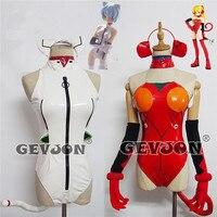 Hot Game!!! EVA Ayanami Rei Asuka Langley Soryu Sexy Cat cosplay coatume Halloween woman jumpsuit