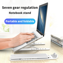 Portable Laptop Stand Foldable Support Base Notebook Stand For Macbook Pro Lapdesk Computer