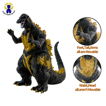 16cm Big Kaiju Anime Action Figures Mech Skeleton Dinosaur Figure PVC Figure Toy Brinquedos For Boy Gift Model Collection Toys union creative prison school meiko shiraki sexy action figure pvc collection model toys anime brinquedos for christmas gift