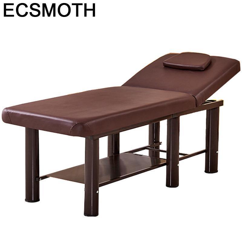 De Pliante Mueble Letto Pieghevole Beauty Tattoo Silla Masajeadora Table Salon Chair Camilla Masaje Plegable Folding Massage Bed