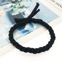 5Pcs/lot Popular Hair Rubber Bands For Women New Colorful Hairband Girl Ponytail Holder Handmade Accessories Ladies