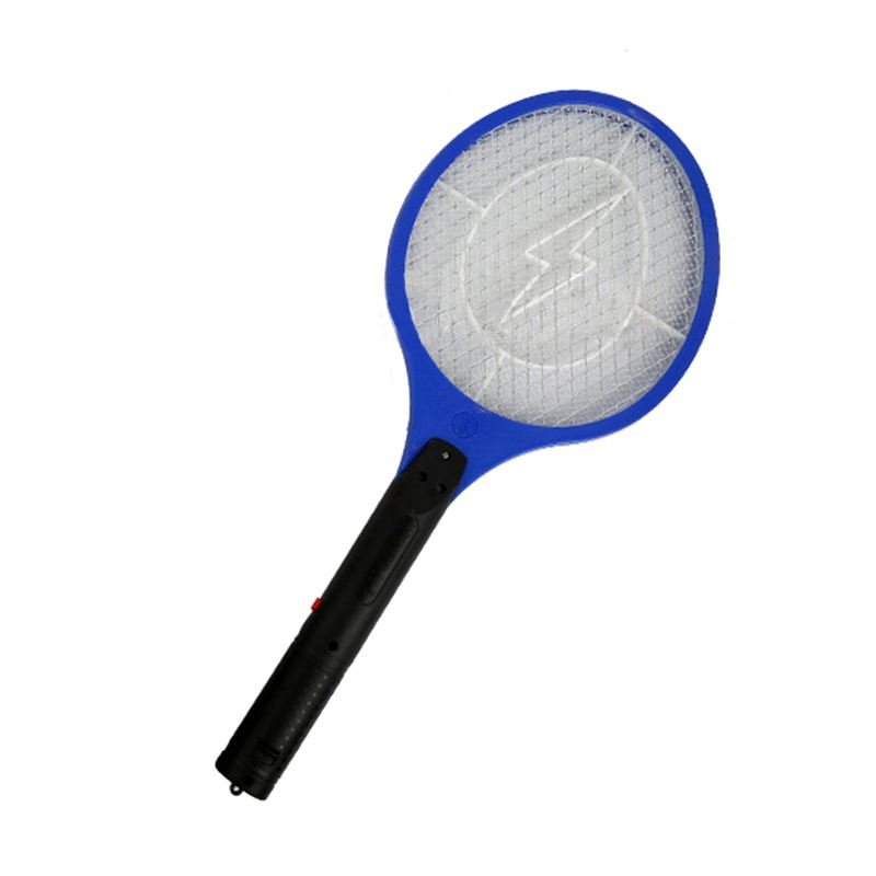 WSFS Hot Mosquito Killer Electric Tennis Racket Insect Fly Bug Zapper Wasp Swatter