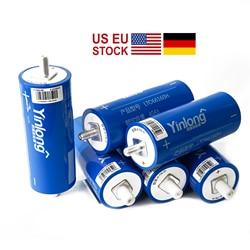 2.3v 40Ah LTO Battery YINLONG 66160 Lithium Titanate Cell New 2.4v 66160H 10C 400A for Diy Pack12v Europe Stocks