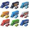 Nowe samochody Disney Pixar 3 zygzak McQueen Jackson Storm Mack wujek Truck 1:55 odlewane modele zabawkowych samochodów na prezent urodzinowy dla dzieci