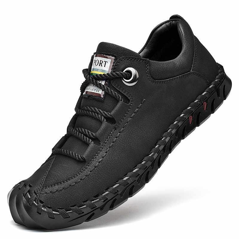 CY427 yeni erkek deri rahat ayakkabılar Moccasins erkek mokasen ayakkabıları bahar yeni moda Sneakers erkek ayakkabı süet Krasovki