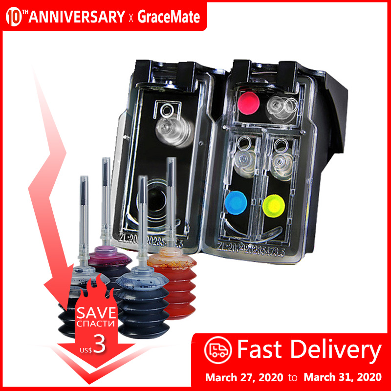 5A Refillable Ink Cartridge Replacement For Canon PG510 CL511 PG 510 MP230/MP240/MP250/MP260/MP270/MP280/MP282/MP480/MP490/MP495