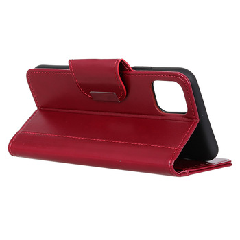 Business Magnetic Leather Wallet Case for iPhone 11/11 Pro/11 Pro Max 4