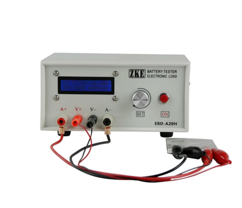 20A EBD-A20H Battery Capacity Tester Electronic Load Power Tester Discharge Meter 20A