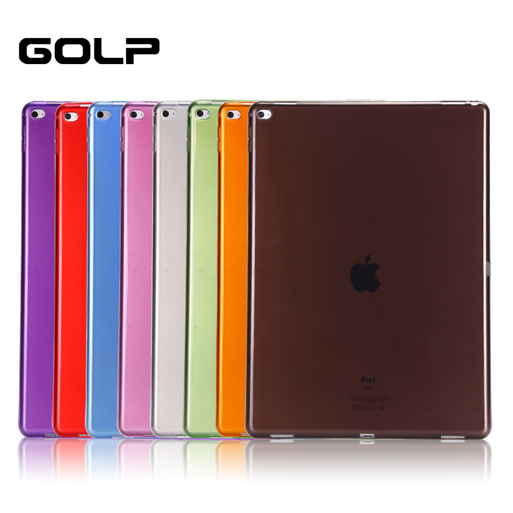 For <font><b>ipad</b></font> Mini Case, Soft TPU Back Case for <font><b>ipad</b></font> Mini 1 2 3 4 5 <font><b>Coque</b></font> Slim Silicone Protective shell Cover for <font><b>ipad</b></font> mini 5 4 2019 image
