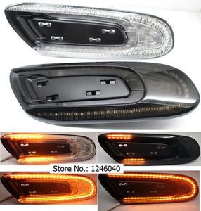 Image 2 - 2 Chiếc Cho Mini Cooper Một F55 F56 F57 Năng Động Tuần Tự LED Fender Bút Ánh Sáng Mặt Bút Đèn Chỉ Báo Biến đèn Báo Tín Hiệu