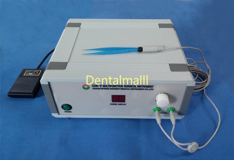 Hemostatic Bipolar Electrocautery