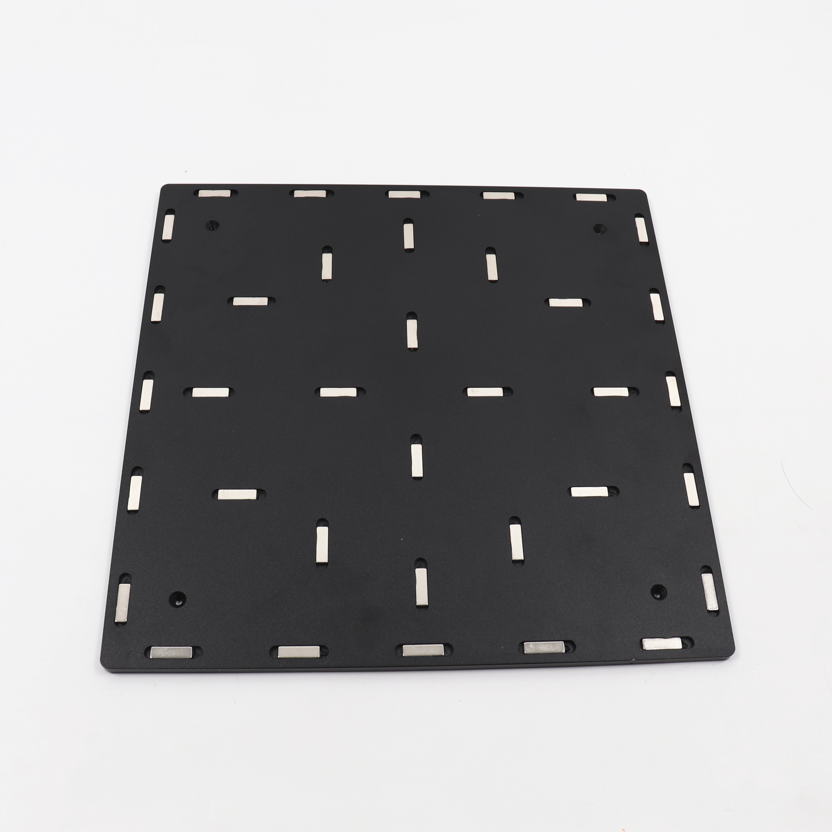 BLV MGN Cube 3d Printer  Heated Bed  6mm Aluminum Printing Plate Magnets For BLV CR-10 3d Printers