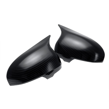2 Pcs Car Rear View Mirror Cover Decoration Accessories for TOYOTA REIZ 2010-2012 for Prius 2010-2012 Side Mirror