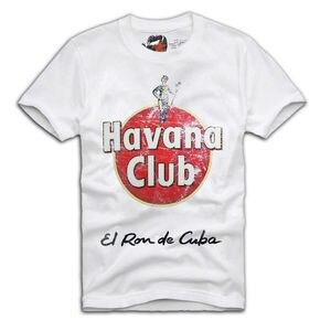 Винтажная Футболка HAVANA CLUB, Куба, вечерние футболки, DJ, CHE GUEVARA