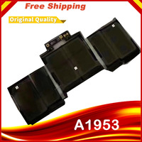Laptop battery A1953 for Apple A1990 MacBook Pro (15 inch, 2018) laptop