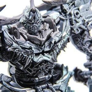 Image 5 - 25cm transformatory Blackout Grimlock SS07 SS08 kolekcja figurka ABS transformacji samochodów Robor zabawki świąteczne prezenty dla dzieci