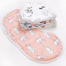 Muślin 6 warstw śliniak dla niemowląt śliniak dla niemowląt Babador nadruk zwierzęta śliniaki dla niemowląt śliniaki dla niemowląt Bebe śliniaki dla niemowląt akcesoria dla niemowląt tanie tanio insular Moda 13-18 M 4-6 M 7-9 M 19-24 M 10-12 M 0-3 M Cartoon Śliniaki i burp płótna TT18052902 Włókno bambusowe COTTON