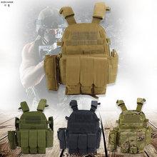 Тактический жилет cs sports 6094 тактический военное охотничье