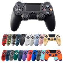 Поддерживает беспроводной Bluetooth Джойстик для PS4 контроллер подходит для mando для ps4 консоль для Playstation 4 геймпад для PS3