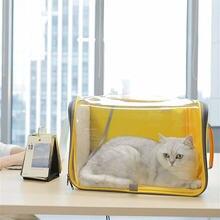 Переносная сумка на одно плечо для собак и кошек школьный рюкзак